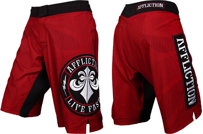 affliction-performance-training-spec-shorts-red