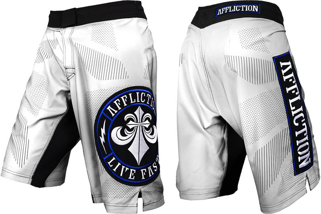 affliction-performance-training-spec-shorts-white
