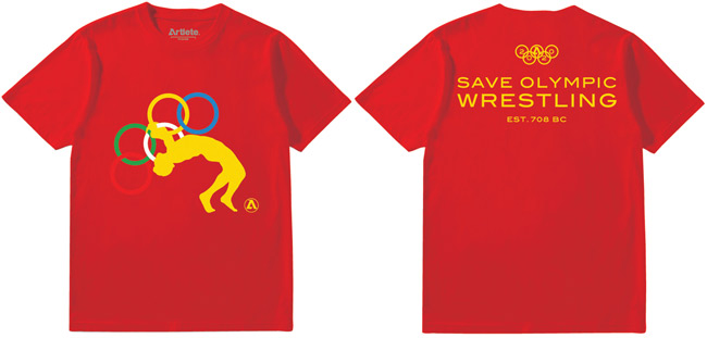 artlete-save-olympic-wrestling-shirt-red
