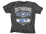 dethrone-kos-training-shirt