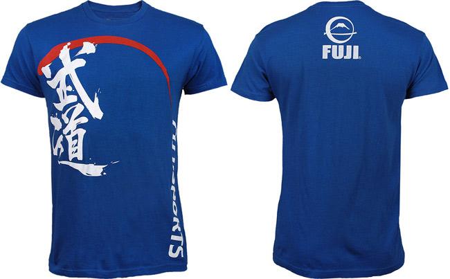 fuji-budo-shirt-blue