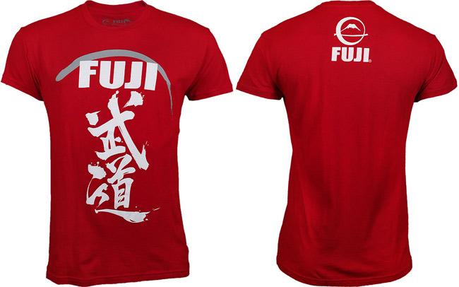 fuji-budo-shirt-red