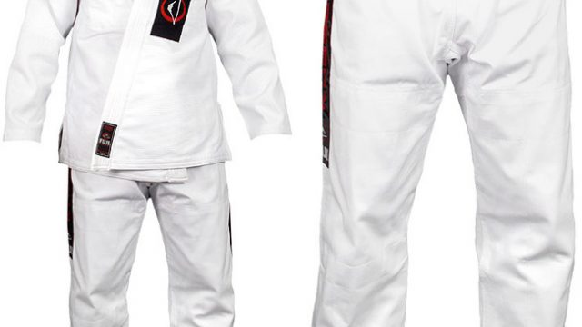 FUJI Kassen II BJJ Gi | FighterXFashion com