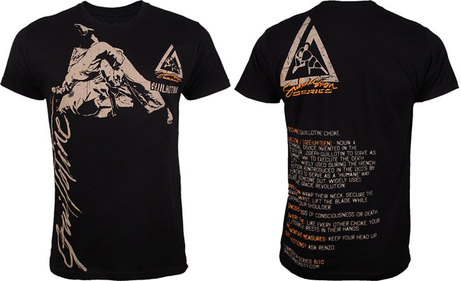 gracie-jiu-jitsu-guilhotina-shirt
