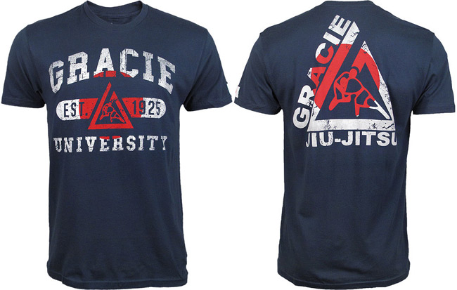 gracie-jiu-jitsu-japan-shirt