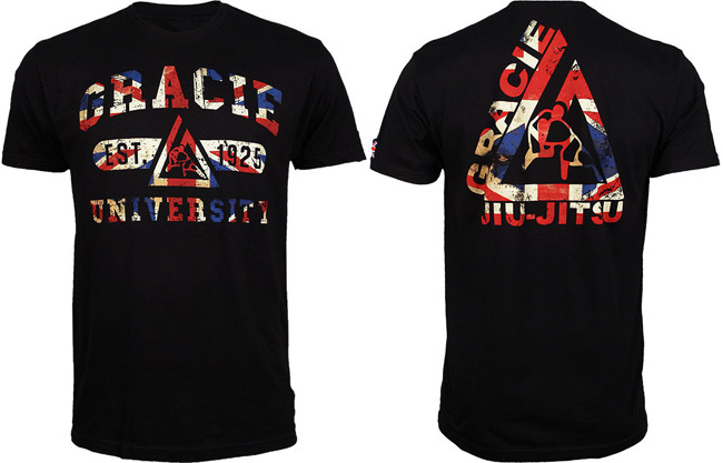 Gracie Bjj Clothing Uk