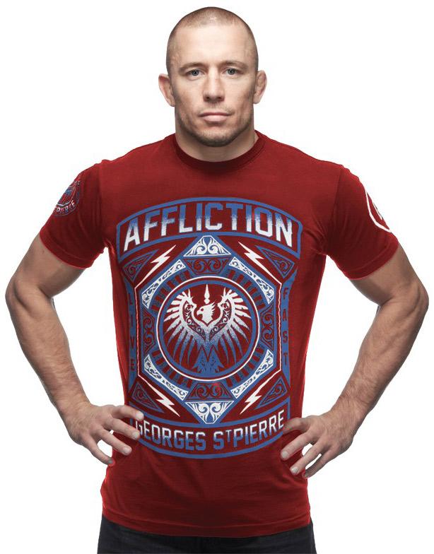 gsp-affliction-ufc-158-shirt-red