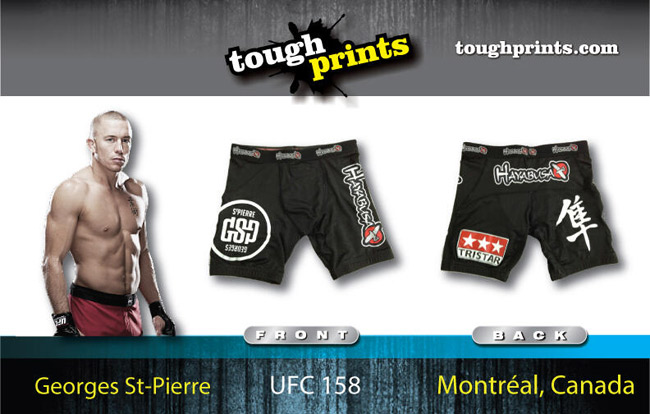 gsp-ufc-158-fight-shorts