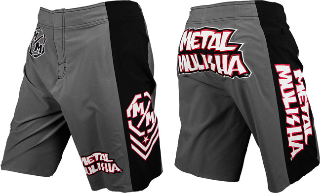 metal-mulisha-revelation-2-fight-shorts-grey
