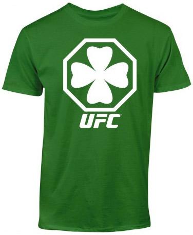 ufc-st-patricks-day-shamrock-shirt