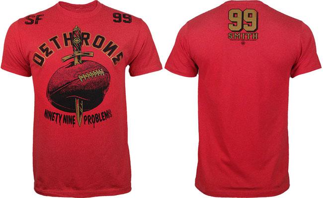 dethrone-99-problems-aldon-smith-shirt