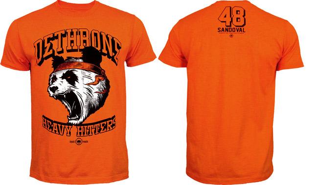 dethrone-pablo-sandoval-t-shirt