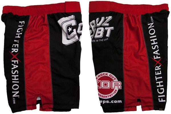 fighterxfashion-shorts
