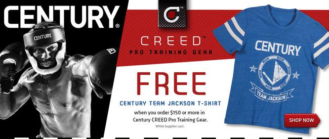 free-century-shirt