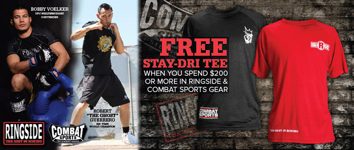 free-ringside-shirt-deal