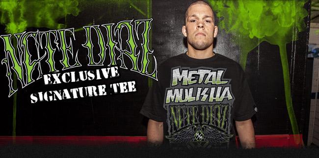 nate-diaz-metal-mulisha-shirt