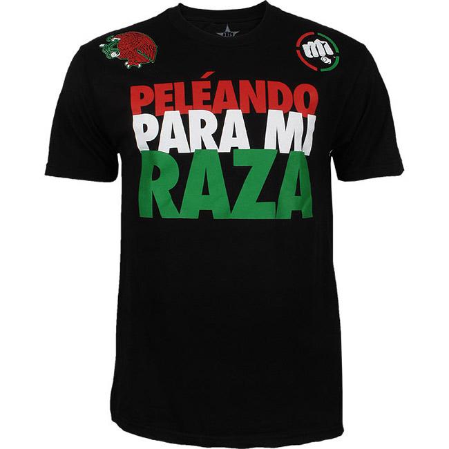 punishment-athletics-para-mi-raza-shirt