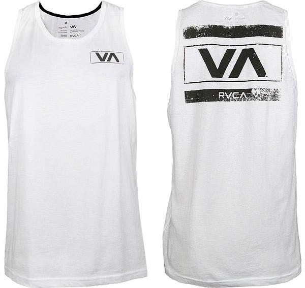 rvca-bars-tank-top-white