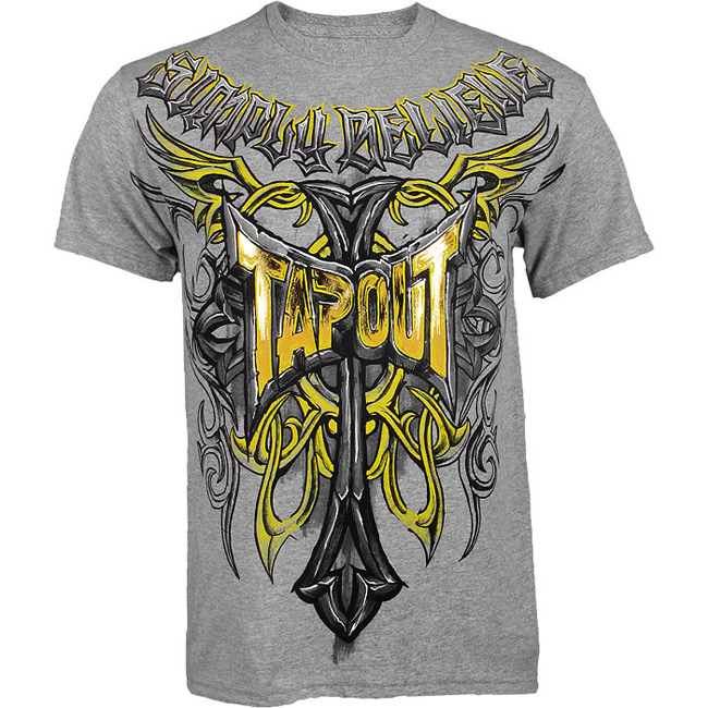 tapout-crossed-out-shirt-grey