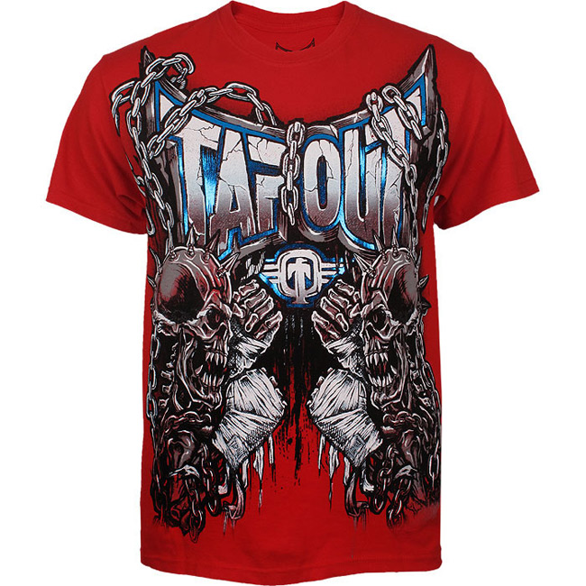 tapout-versus-shirt-red