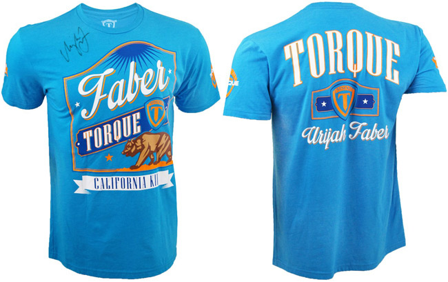 urijah-faber-torque-autographed-walkout-shirt