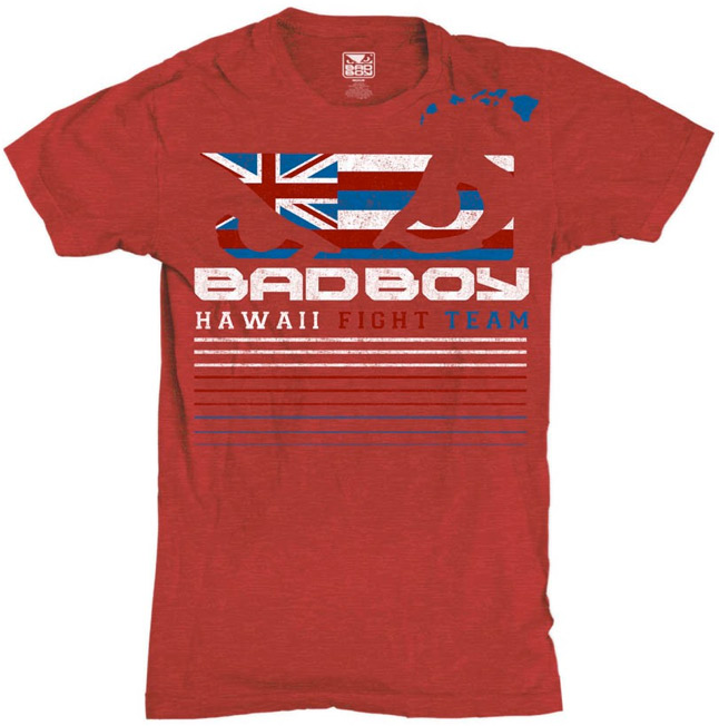 bad-boy-hawaii-fight-team-shirt-red
