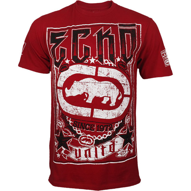 ecko-mma-willing-shirt-red