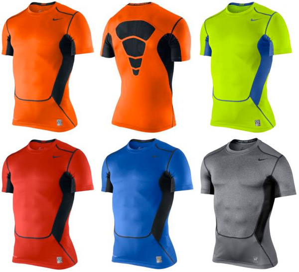 nike shirt compression