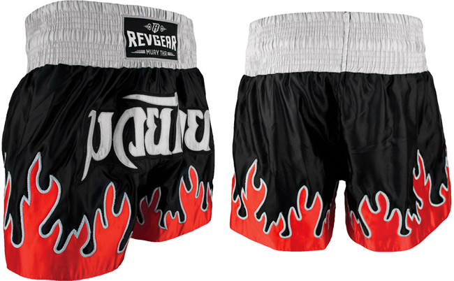 revgear-flames-muay-thai-shorts
