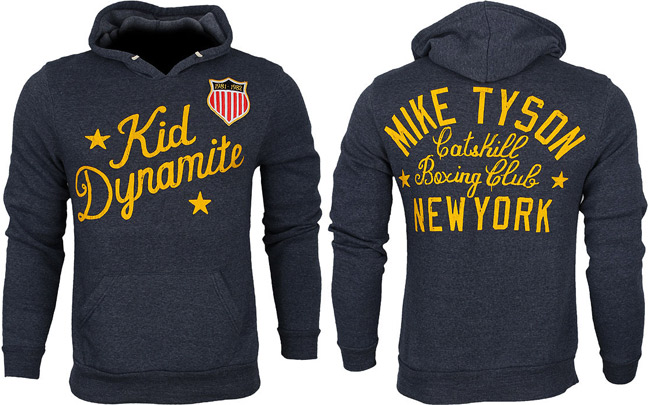 roots of fight mike tyson kid dynamite hoodie restocked