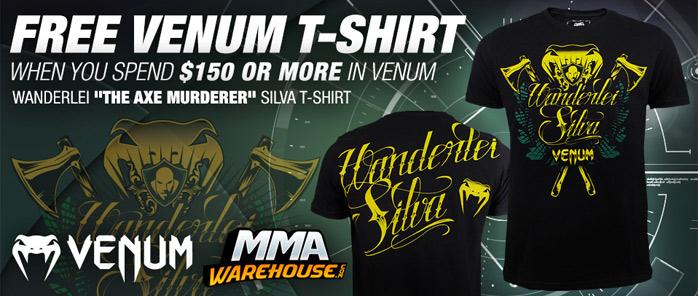 venum-free-wanderlei-silva-shirt