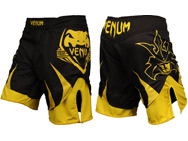 venum-shogun-shorts-yellow