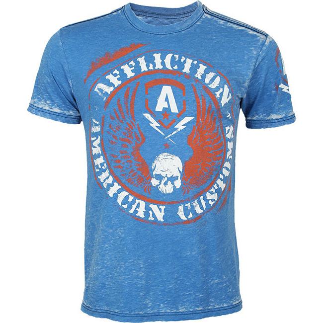 affliction-ac-flag-shirt-blue