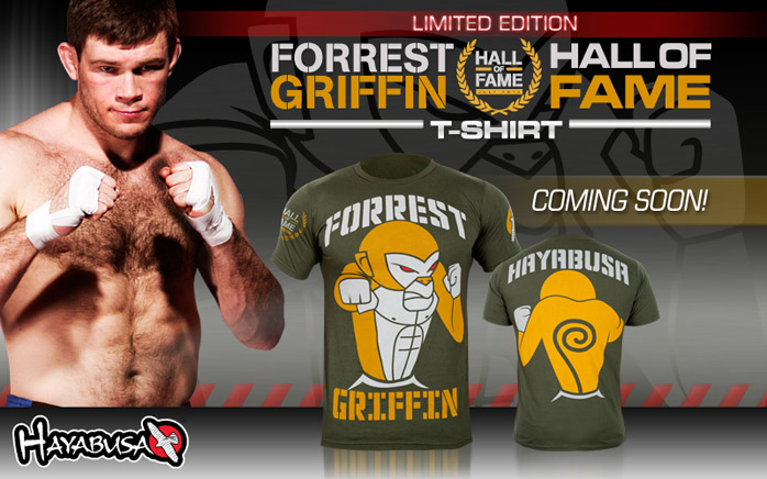 forrest-griffin-hayabusa-hall-of-fame-shirt