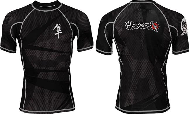 hayabusa-metaru-short-sleeve-rashguard-black