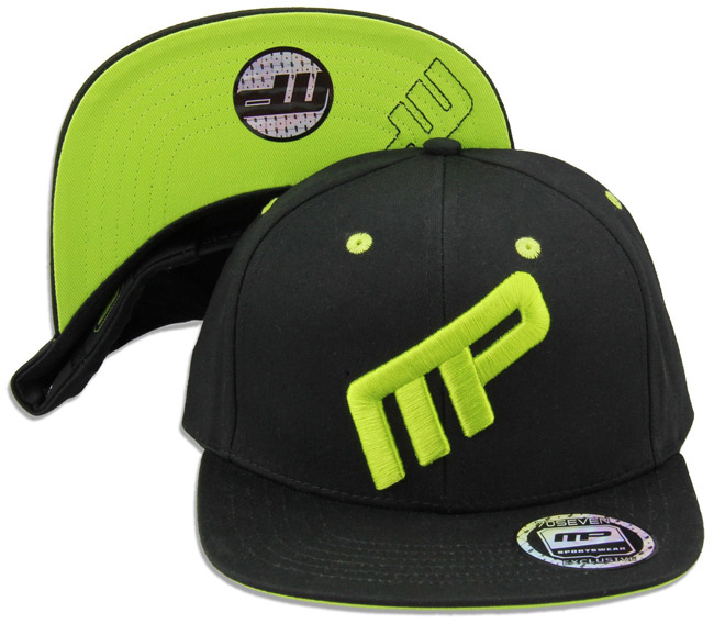 musclepharm-logo-snapback-hat