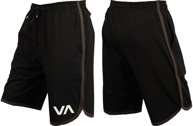 rvca-va-sport-short-black