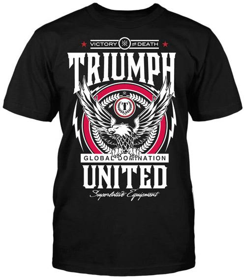 triumph-united-terror-shirt