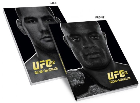 ufc-162-collectible-program