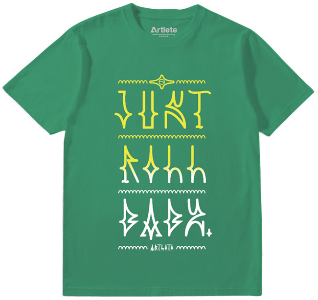 artlete-pixo-shirt-green