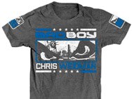 chris-weidman-ufc-162-shirt-artic-grey