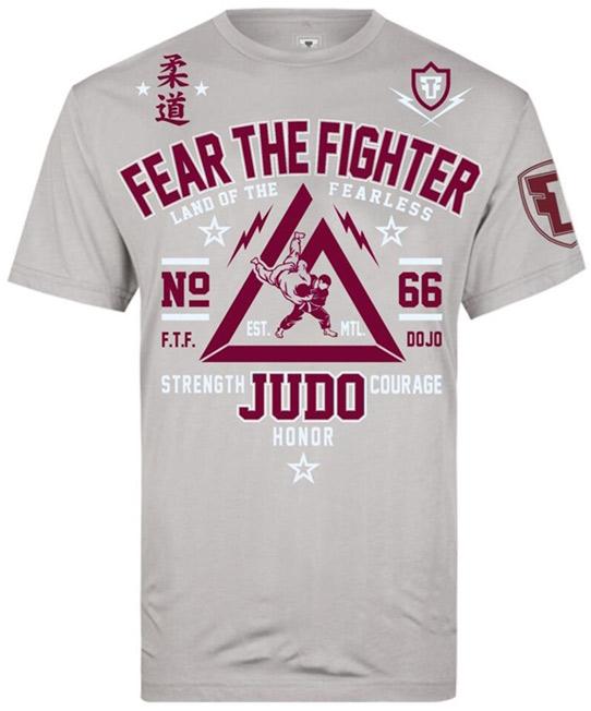 fear-the-fighter-judo-shirt