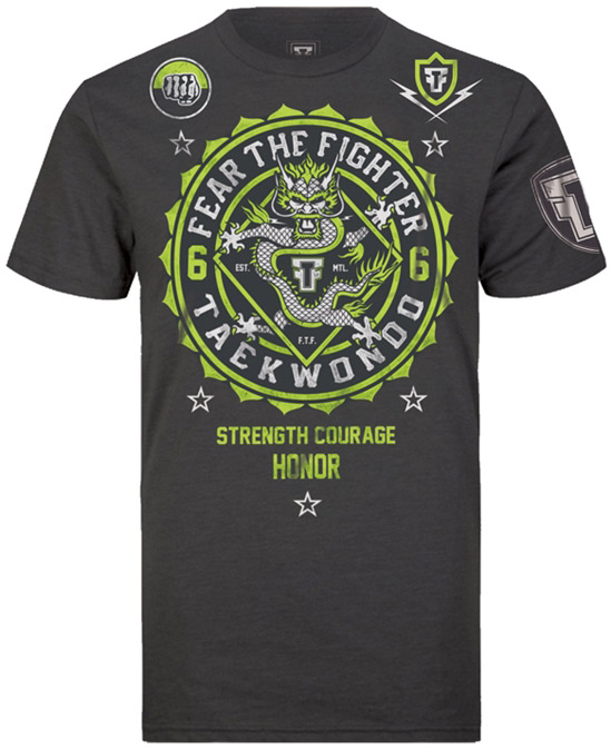 fear-the-fighter-tae-kwon-do-shirt