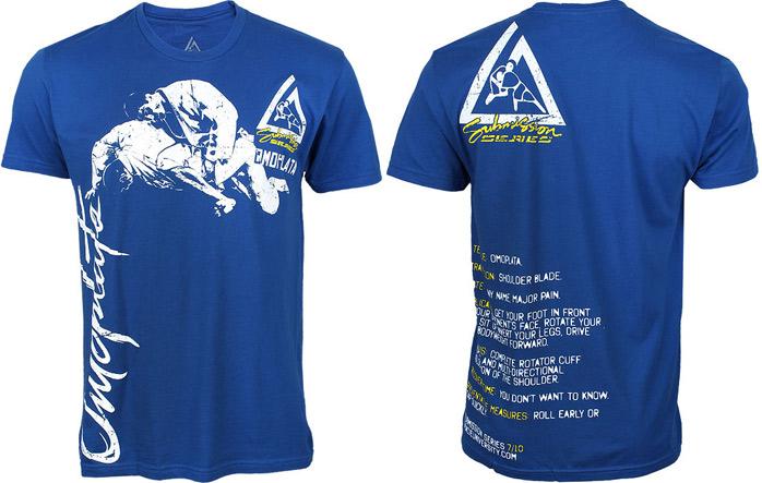 gracie-jiu-jitsu-omoplata-shirt