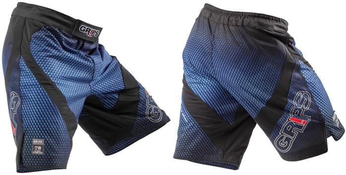 grips-diablo-blue-cage-fight-shorts