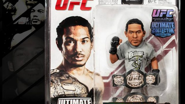 MARK COLEMAN HOF ULTIMATE COLLECTORS SERIES 13 LIMITED EDITION ROUND 5 UFC