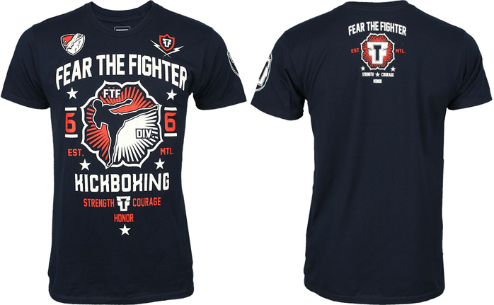 fear-the-fighter-kickboxing-shirt