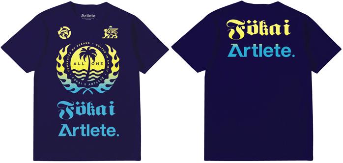 fokai-artlete-shirt-blue