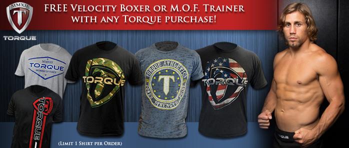 free-torque-shirt