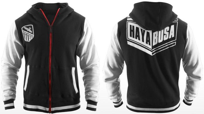 hayabusa-champion-hoodie-black
